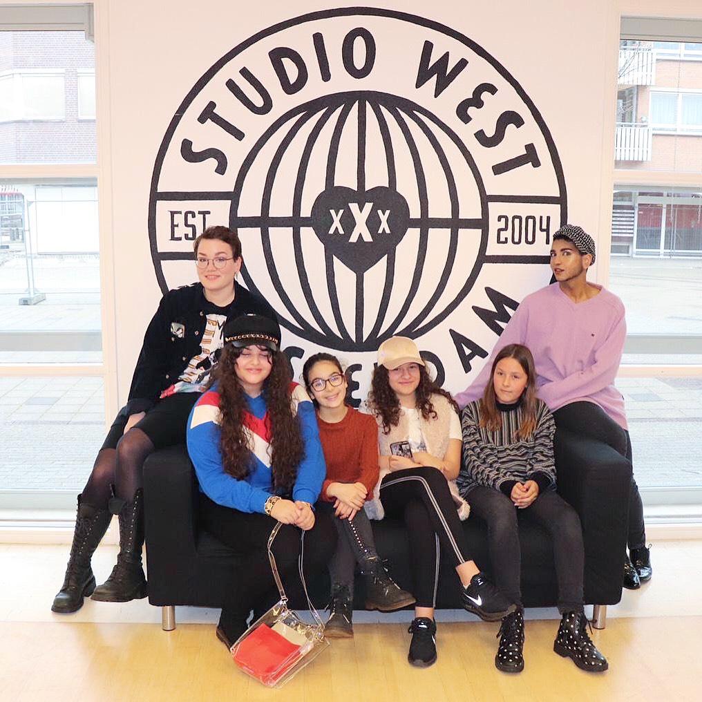 Project: We make it Fair. Een project over duurzame mode voor kinderen/jongeren tot 18 jaar.
